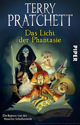 Terry Pratchett Light Fantastic