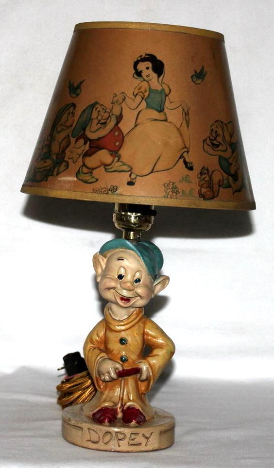 Filmic Light Snow White Archive 1938 La Mode Doc