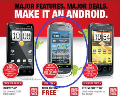 RadioShack Shows It's Not So Good with Handset Platforms