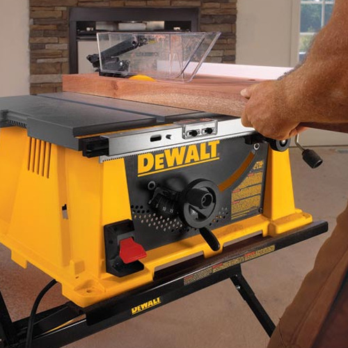 Easy Diy Help Product Review Table Saw Dewalt Dw744xps