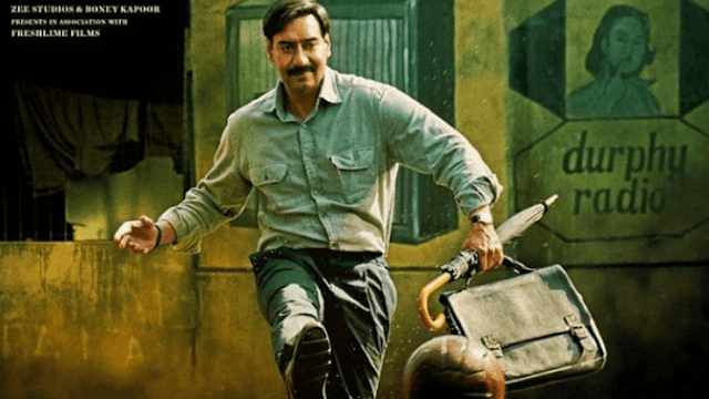 Ajay's 'Maidaan' gets a new release date