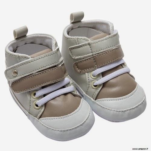 une belle chaussure bébé garçon