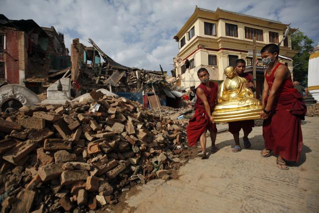 The Science behind Nepal Earthquake : Understanding Astro-Planetary Scientific reason on Earthquake in Nepal/India (Himalayan Ranges) triggered in May 2015