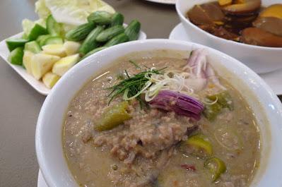 Bangkok, Krua Apsorn, crab dip