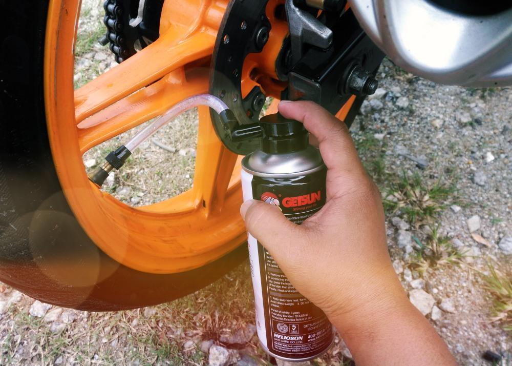 Emergency Tyre Sealant