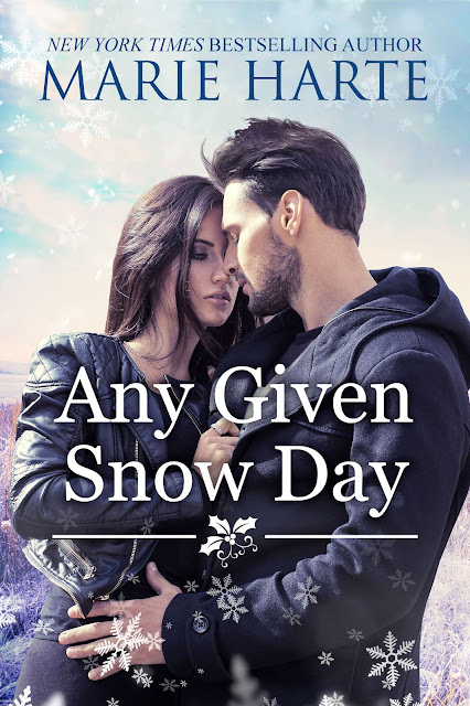 Any Given Snow Day by Marie Harte #Giveaway
