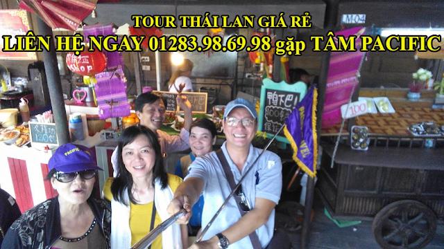 Học nhanh 25 cụm từ giao tiếp đơn giản khi đi du lịch Thái Lan hè
