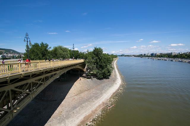 Ponte dell'Isola Margherita-Budapest