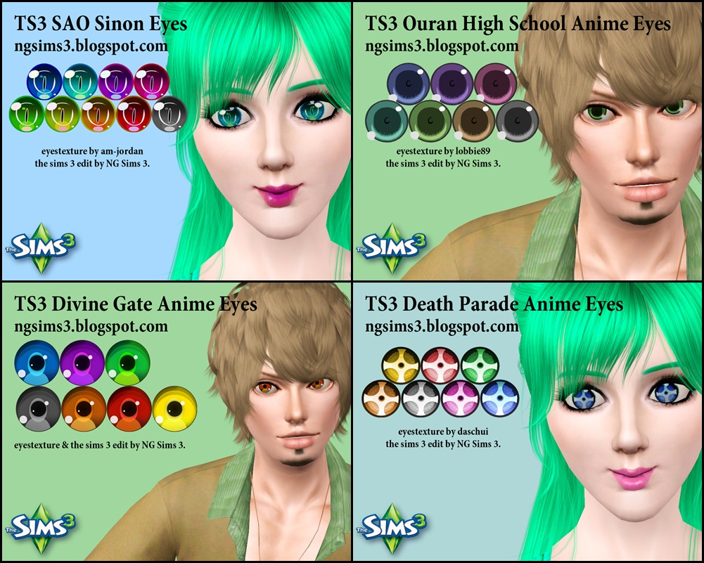 Sims 4 Mods School Clothes   AGBU Hye Geen