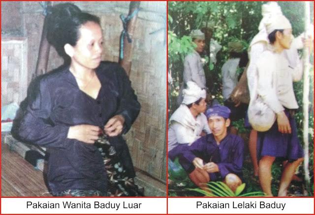 Pakaian Adat Banten Lengkap Gambar dan Penjelasannya