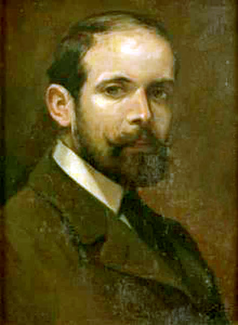José Pedraza Ostos, Self Portrait, Portraits of Painters, Fine arts, Portraits of painters blog, Pedraza Ostos, Paintings of Pedraza Ostos, Painter Pedraza Ostos