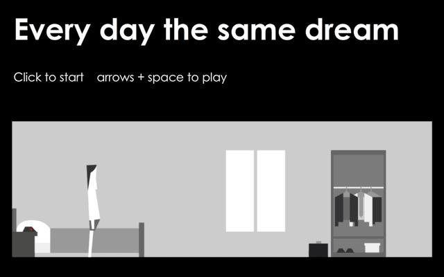 """Résultat de recherche d'images pour """"everyday the same dream"""""""