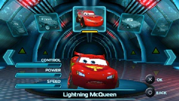 Cars 1 El Videojuego pc full español