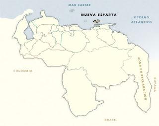 Estado nueva Esparta Venezuela