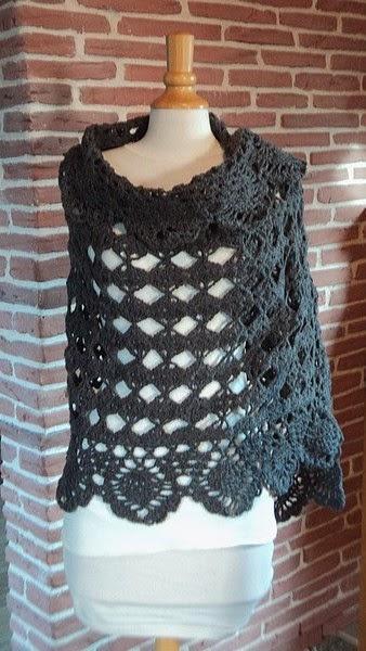 mes favoris tricot crochet mod le crochet gratuit l tole cendre de lune. Black Bedroom Furniture Sets. Home Design Ideas