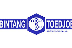 Loker Terbaru PT Bintang Toejoe Bulan November 2018