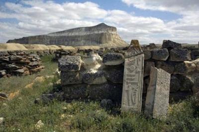 Hunnic Stonehenge