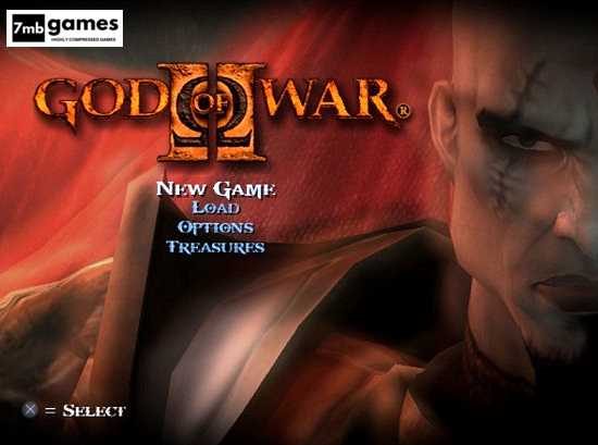 download god of war 2 ps2 highly compressed