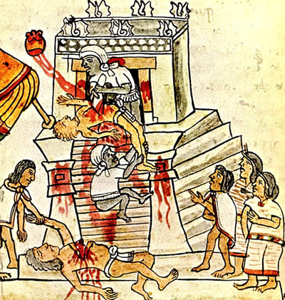 Human Sacrifice and the Aztecs
