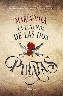 La leyenda de las dos piratas - María Vila (2017)