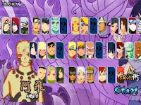 Download Naruto Senki Mod Ninja Strom4 By Ezza new update