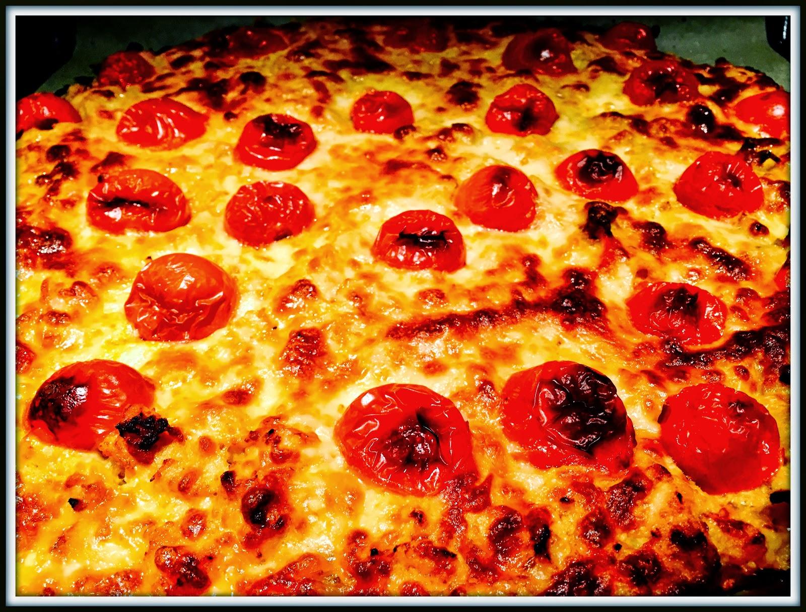 Gluteeniton Pizzapohja Pellillinen