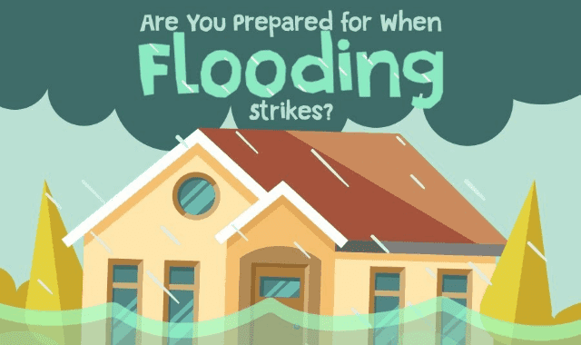 Are You Prepared For When Flooding Strikes?