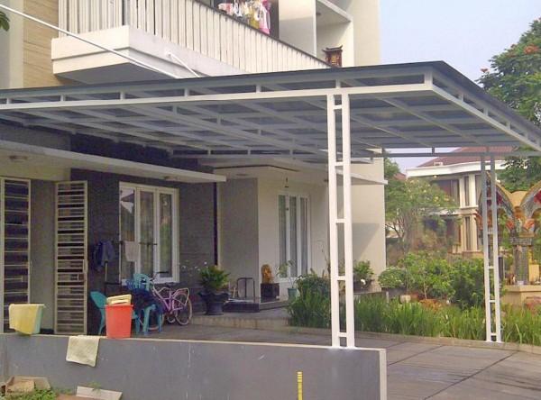kanopi rumah minimalis sidoarjo