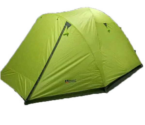 Kapasitas 6 Orang : Tenda Great Outdoor Pro Image