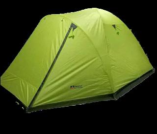 Tenda Great Outdoor Pro Kapasitas 6-8 orang