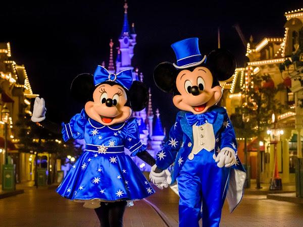 Disneyland® Paris Celebrates its 25th Anniversary