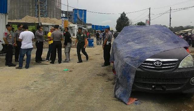 Densus 88 Baku Tembak Dengan Terduga Teroris di Cilegon