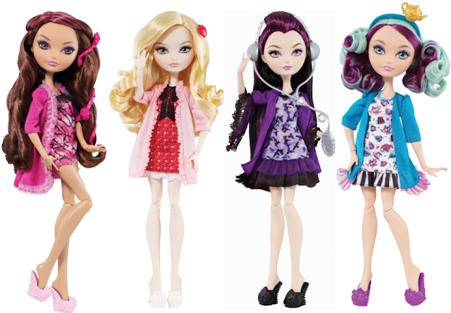 All About Ever After High Dolls Getting Fairest Ever