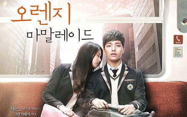 11 Drama Korea Orange Marmalade Diadopsi dari Komik Terbaik