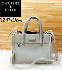 Tas Charles And Keith Original, Model Terbaru