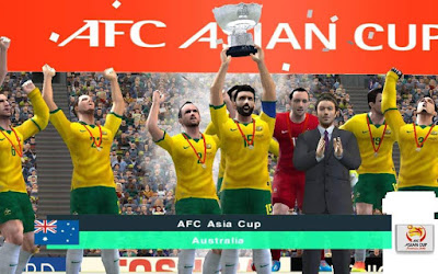 PES 6 Trophy AFC Asian Cup by Pato_Lucas18 & El SergioJr
