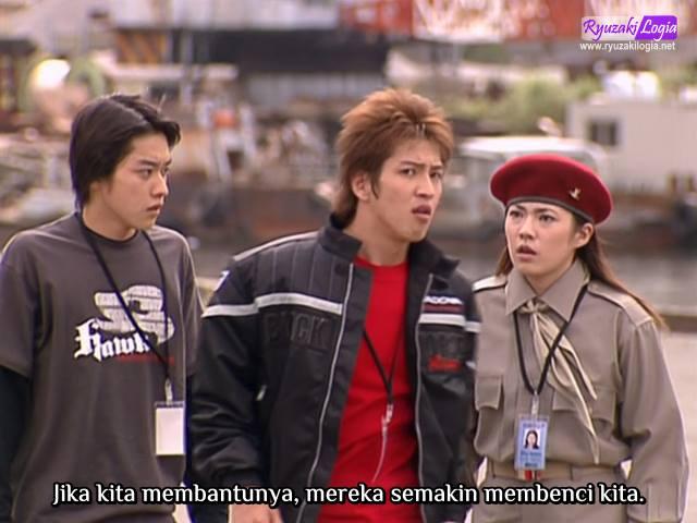 Chouseishin Gransazer Episode 15 Subtitle Indonesia - KompeToku