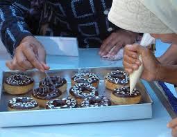 Tahap Proses Pembuatan Roti