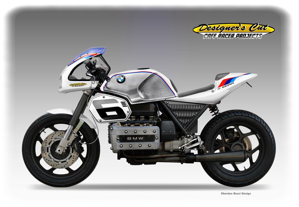 racing caf caf racer concepts bmw k 100 rr caf racer. Black Bedroom Furniture Sets. Home Design Ideas