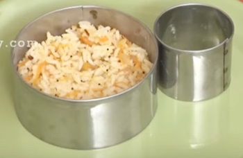 Carrot Rice for kids | Mallika Badrinath Recipes