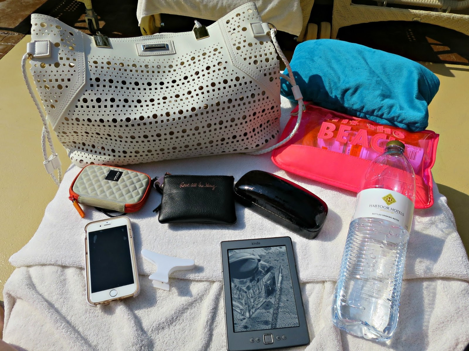My Top 10 Dubai Pool Bag Essentials Image