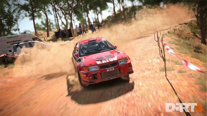 Dirt 4 PC Game Free Download Full Version
