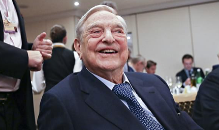 'He's willing to destroy the world': Billionaire investor and liberal donor George Soros blasts Trump's presidency saying 'everything that could go wrong has gone wrong'