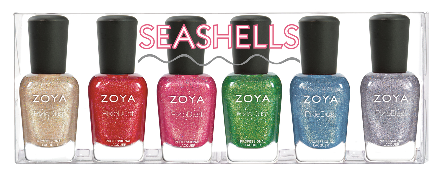 Simply Jary: Zoya Nail Polish Summer 2016 Collections |Press Release