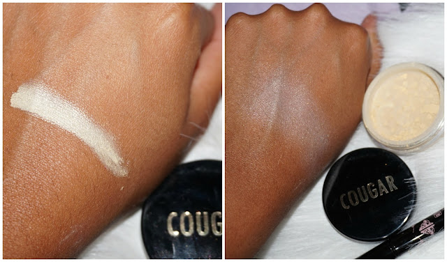 Cougar Beauty Mineral Face & Body Shimmer