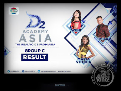 D'Academy Asia 2 Babak 9 Besar Grup C