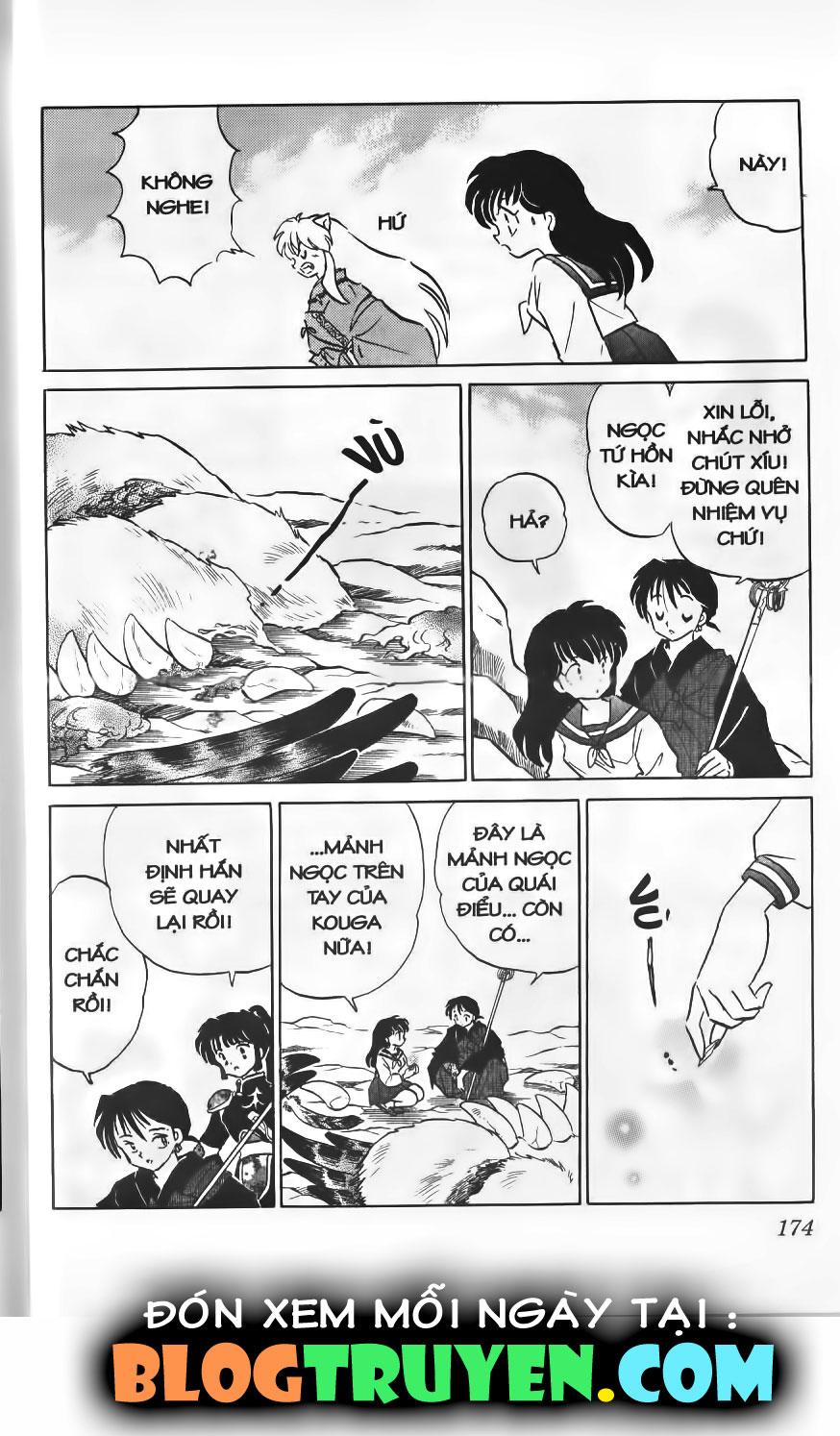 Inuyasha vol 14.10 trang 9