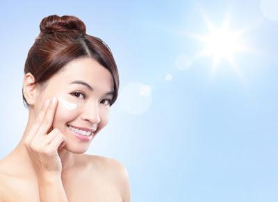 Bảo vệ da trước ánh nắng mặt trời để trị nám an toàn