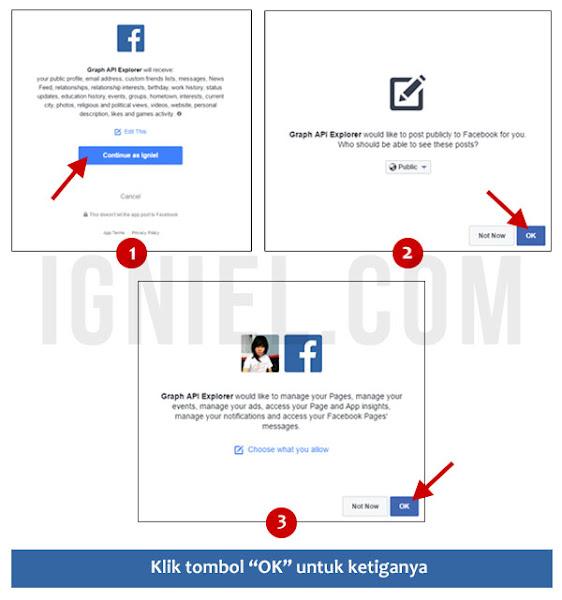 Cara Memanipulasi URL / Link yang Dibagikan di Facebook - igniel.com