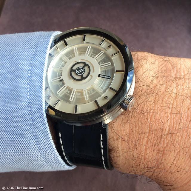 Zelos Cosmos Steel Wrist Shot
